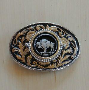 Other - Buffalo belt buckle